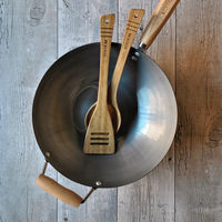 Cómo poner a punto tus utensilios de acero al carbono para que te duren muchos años