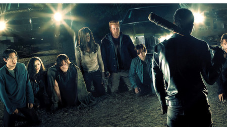 Walking Dead Cine Zombi1