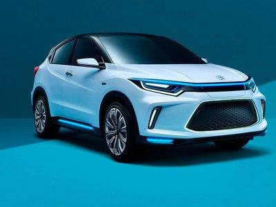 El Everus EV será el primer coche eléctrico de Honda, y su destino es el carsharing