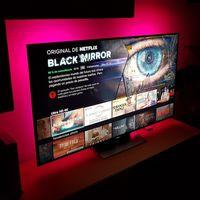 Tecnología Ambilight y alternativas: guía de compra de sistemas LED para crear una iluminación ambiente en la parte trasera de la TV