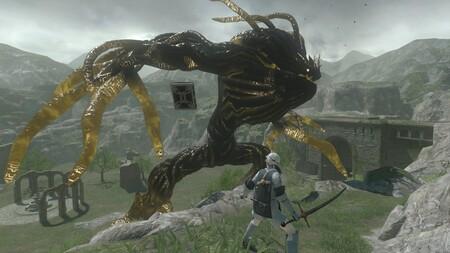 Así luce NieR Replicant ver.1.22474487139 en estos diez minutos de gameplay que nos llevan al Templo Árido con combates de por medio