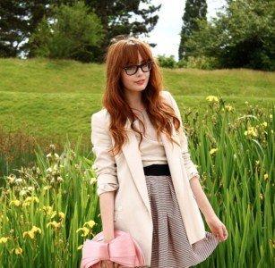 """Nuevo catálogo de Zara Trafaluc verano 2010. La inspiración """"lolita"""" de las bloggers continúa"""