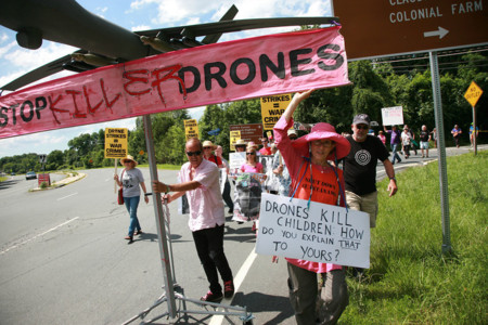 Evil Drones