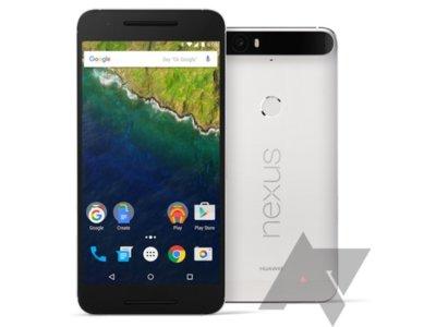 Con vosotros el Nexus 6P, así luce en el primer render oficial que se ha filtrado