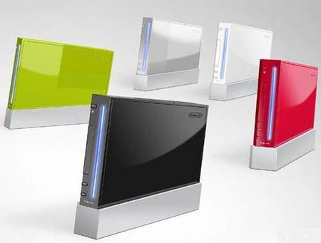 Nintendo no piensa en nuevos colores de Wii por el momento
