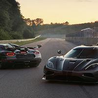 Thor y Väder, así se llaman las últimas ediciones del Koenigsegg Agera Final Edition