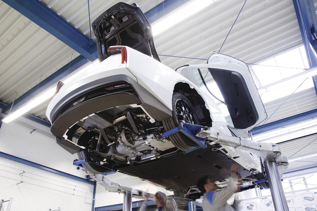 Foto de Volkswagen XL1 2013 (34/49)