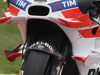 A Ducati le cortan las alas, se prohíben a partir de la temporada 2017