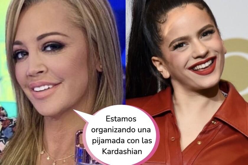 ¿Cómo surgió la amistad entre Belén Esteban y Rosalía? Así es como se hicieron 'best friends forever'