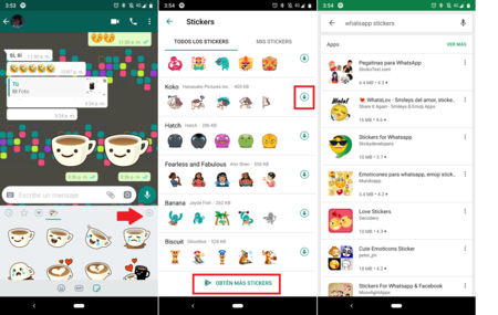 Whatsapp Stickers Android Descargar