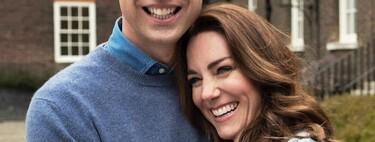 Kate Middleton y el príncipe Guillermo celebran su décimo aniversario de boda compartiendo unas preciosas imágenes junto a sus hijos