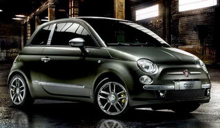 Fiat 500 by Diesel, el gasolina a la moda