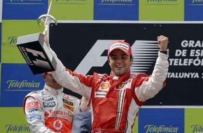 Felipe Massa, suma y sigue