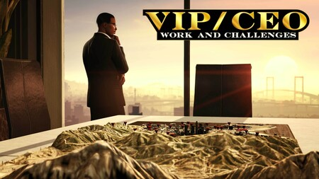 Gta Online Desafios Vip