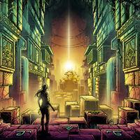 Phantom Abyss es la nueva locura de Devolver, y parece el resultado de una noche de pasión entre Tomb Raider y Fall Guys