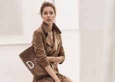 Massimo Dutti apunta alto para su colección Primavera 2016: ¡Doutzen Kroes is in the house!
