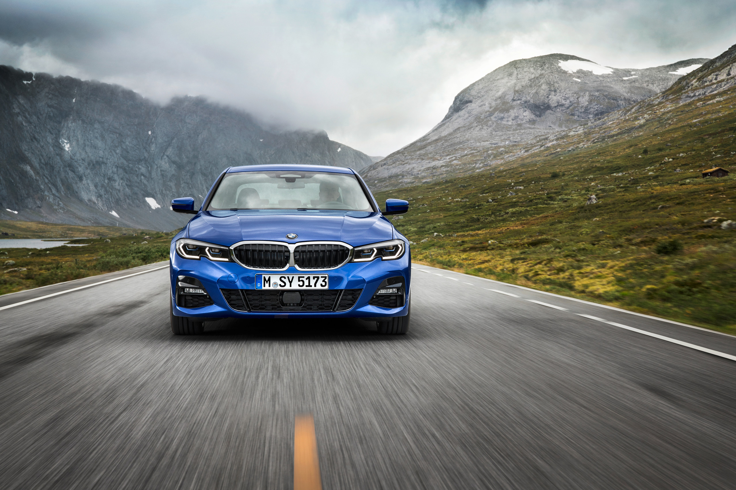 Foto de BMW Serie 3 2019 (10/15)
