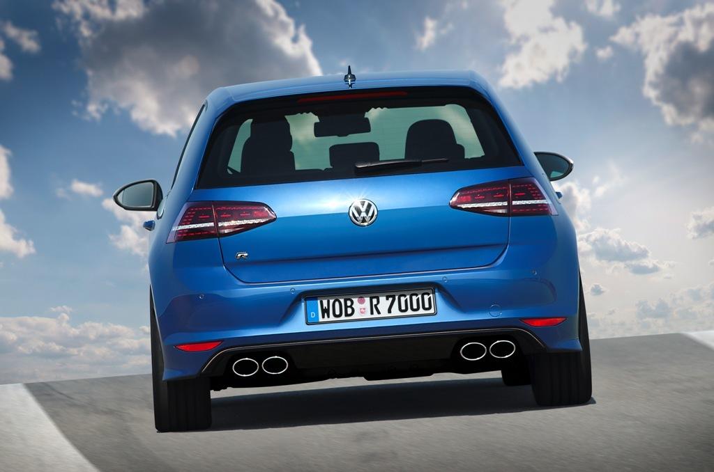 Foto de Nuevo Volkswagen Golf R (8/25)