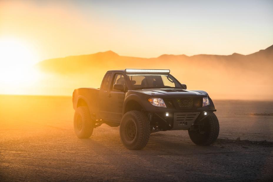 Foto de Nissan Frontier Desert Runner (16/22)