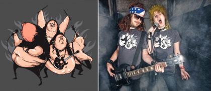 HEEEAAAAVYYY Metal!!!