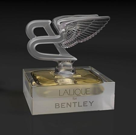 Bentley no sólo fabrica coches, ahora presenta su primer perfume masculino