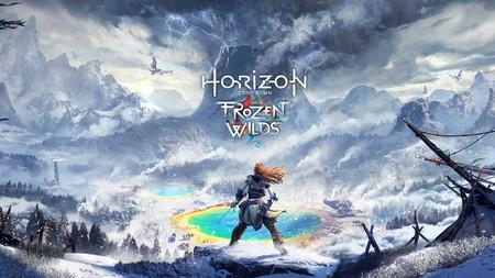 Los gélidos escenarios de Horizon: Zero Dawn - The Frozen Wilds en un nuevo tráiler