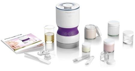 Rowenta Naturalis, el aparato para hacer tus propias cremas corporales