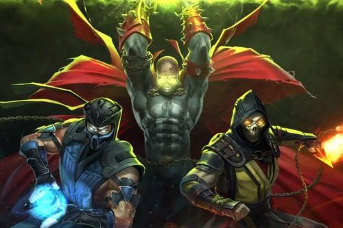 Spawn encaja tan bien en Mortal Kombat 11 que merece un puesto un fijo en la saga del fatality