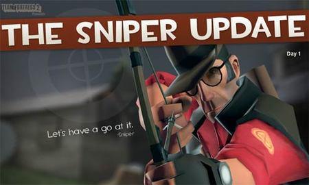 Team Fortress 2 Sniper Update