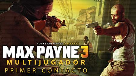 Multijugador de 'Max Payne 3' para Xbox 360: primer contacto