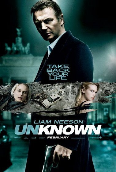 'Unknown' con Liam Neeson, cartel