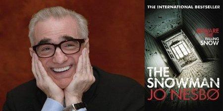 Martin Scorsese tiene nuevo proyecto: la adaptación de 'The Snowman'