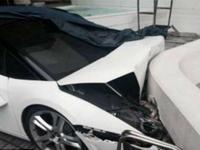 Dolorpasión™: Valet Parking estrella Lamborghini Gallardo en La India