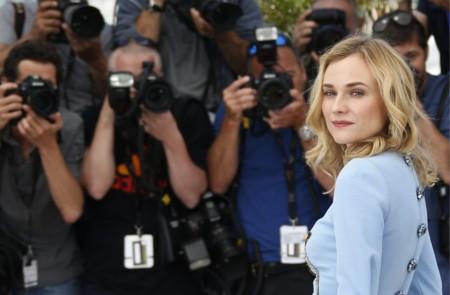 ¡Ya estamos todos! La perfección de Diane Kruger llega al Festival de Cannes
