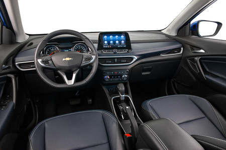 Chevrolet Tracker México 14