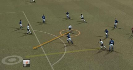 Pro Evolution Soccer 2008 para Wii