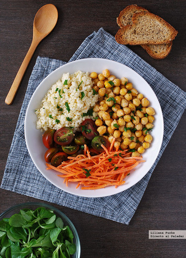 Los mejores platos vegetarianos alrededor del mundo
