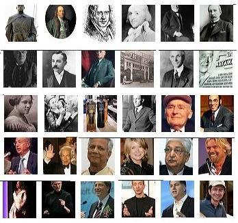 Los empresarios de la historia estadounidense