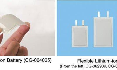 Una batería de litio flexible para wearables, así es el último invento de Panasonic