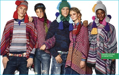 United Colors Of Benetton 2016 Fall Campaign 001