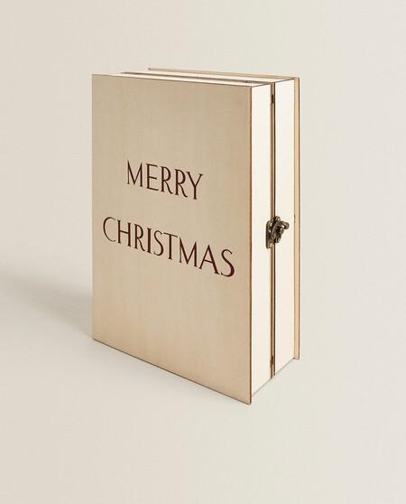El calendario de adviento de Zara Home es tan bonito que esta Navidad 2020 querremos tenerlo bajo el árbol cargado de sorpresas