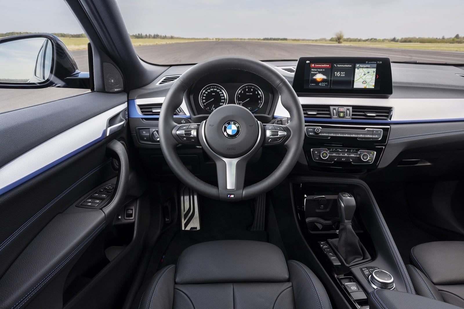 Foto de BMW X2 xDrive25e 2021 (19/53)