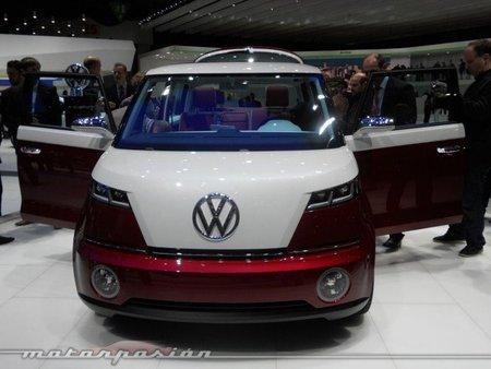 Volkswagen producirá la furgoneta Bulli