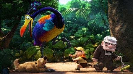 Pixar y Disney: Cannes, el nuevo episodio de 'Up' y trailer de 'Toy Story 3'