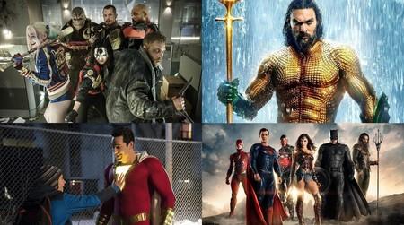 Todas las películas del Universo Extendido de DC, ordenadas de peor a mejor