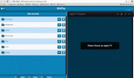 QAirPlay, una interesante función para enviar contenidos a un Apple TV o a una Raspberry Pi