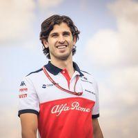 Antonio Giovinazzi será compañero de equipo de Kimi Raikkonen en Alfa Romeo Sauber en 2019