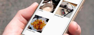 Cómo ocultar fácilmente las fotos y vídeos de WhatsApp de la galería de tu móvil