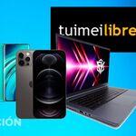 Esta semana, tuimeilibre tiene las mejores ofertas en smartphones de Apple y Xiaomi o portátiles gaming Falkon