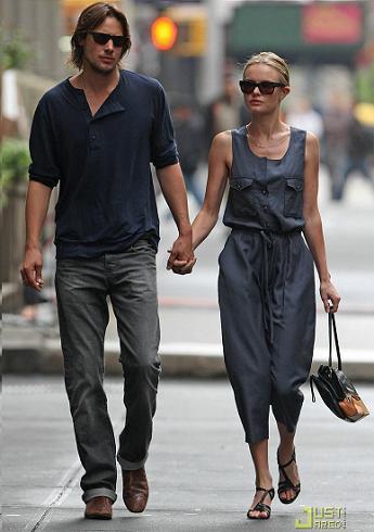Kate Bosworth sabe cómo llevar un buzo